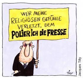 Religioese Gefuehle